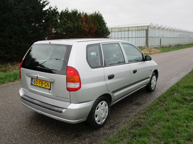 Mitsubishi Space Star 1.3 GL Limited Edition met Nieuwe Koppeling