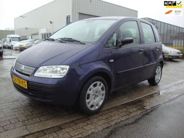 Fiat Idea 1.4-8V Actual Plus , AIRCO , NAP, NIEUWSTAAT