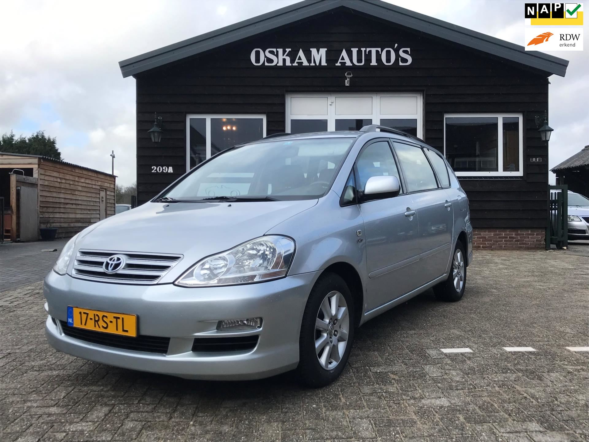 Toyota Avensis Verso occasion - Oskam Auto's