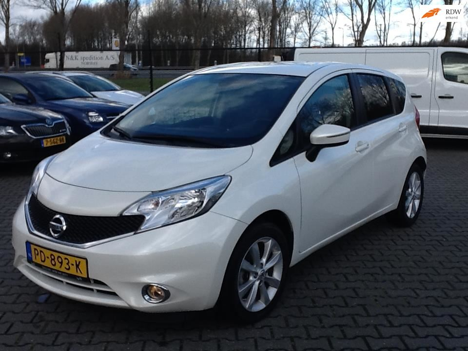 Nissan Note occasion - FY Auto's B.V.