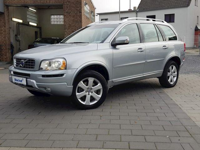 Volvo XC90 2.4 D4 FWD Momentum Leer/Navi/Pdc/Xenon/Clima/Cruise/7 Persoons