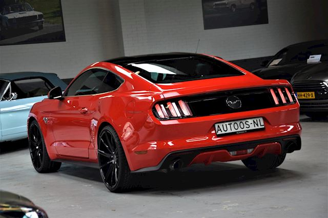 Ford USA Mustang 2.3 Eco Boost 317 PK Aut.|22inch|Navigatie|Rouch|EU