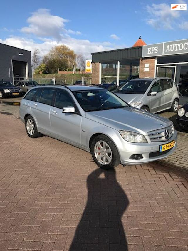 Mercedes-Benz C-klasse Estate 200 CDI BlueEFFICIENCY