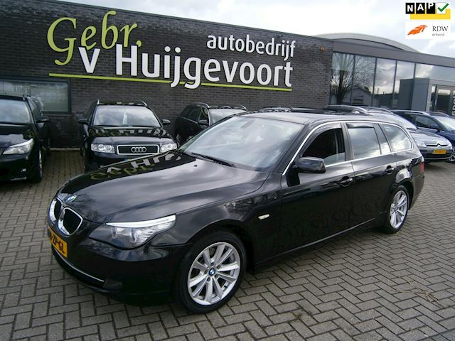 BMW 5-serie Touring 520i Corporate Lease Business Line