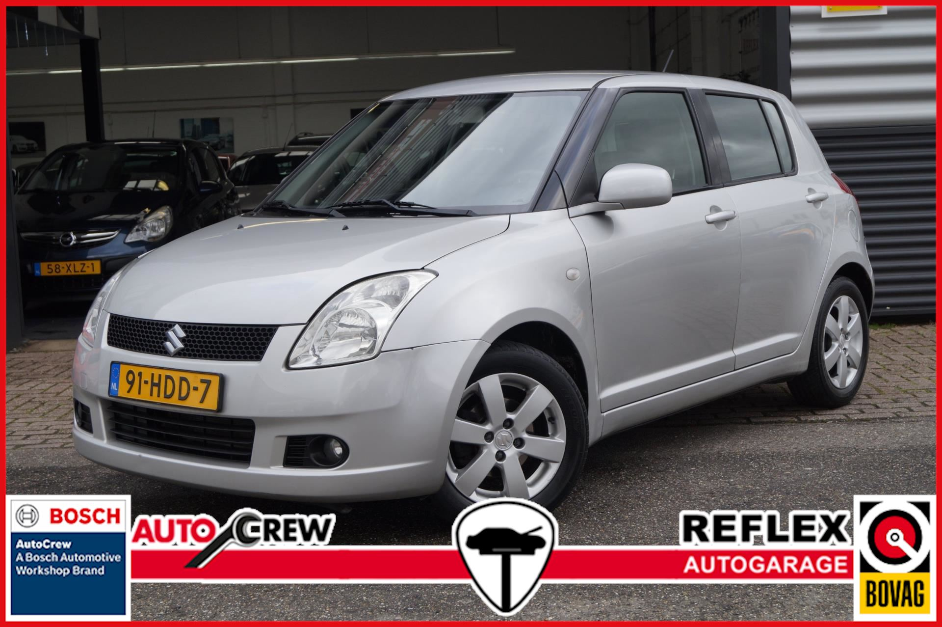 Suzuki Swift occasion - Garage REFLEX