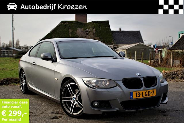 BMW 3-serie Coupé 320i Corporate Lease Business Line Sport * M-Pakket * Org NL auto * Navigatie *