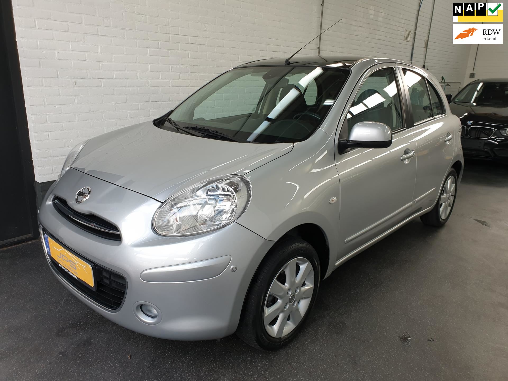 Nissan Micra occasion - JPS occasions