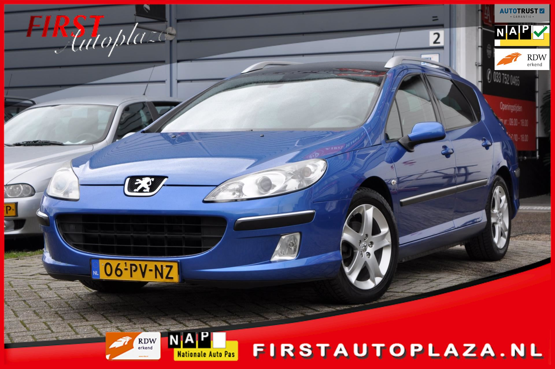 Peugeot 407 SW occasion - FIRST Autoplaza B.V.