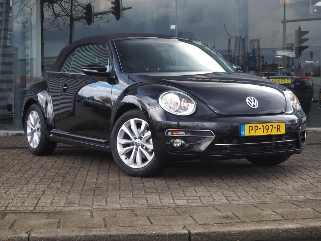 Volkswagen Beetle Cabriolet occasion - Car City Geldrop