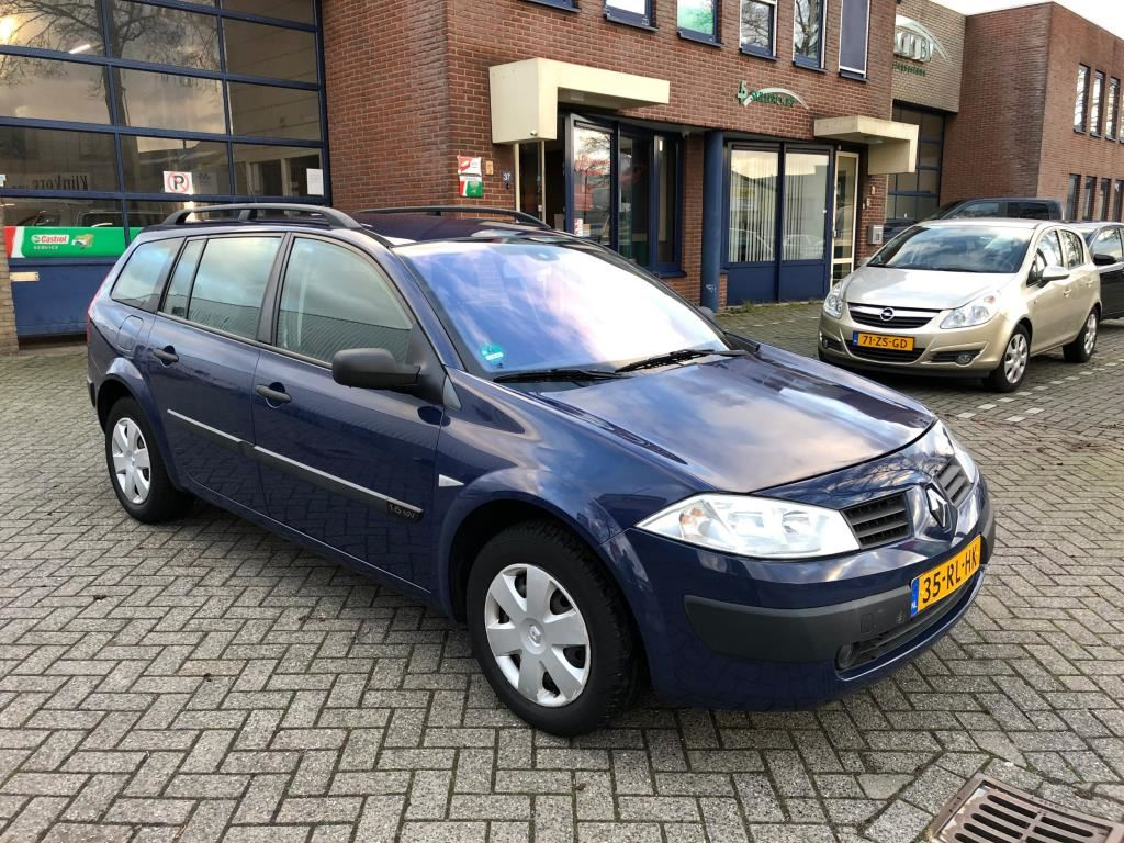 Renault Mgane Grand Tour occasion - Autoservice Embrechts