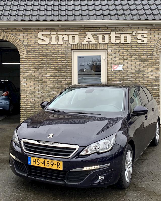 Peugeot 308 SW 1.6 BlueHDI Blue Lease Executive Pack Bj 2015 bom vol opties zeer mooi