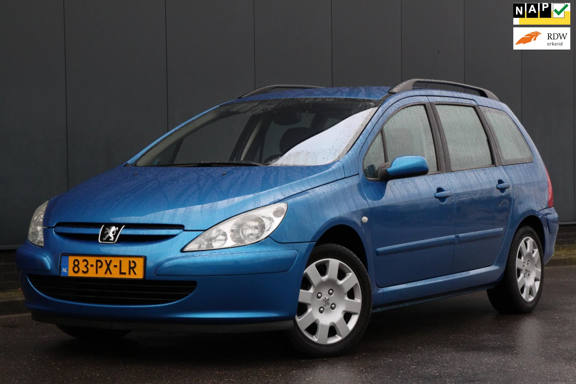 Peugeot 307 Break occasion - Auto Hoeve B.V.