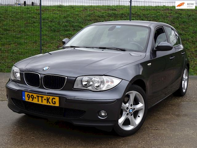 BMW 1-serie 118i High Executive 5-DRS *I.Z.G.ST*