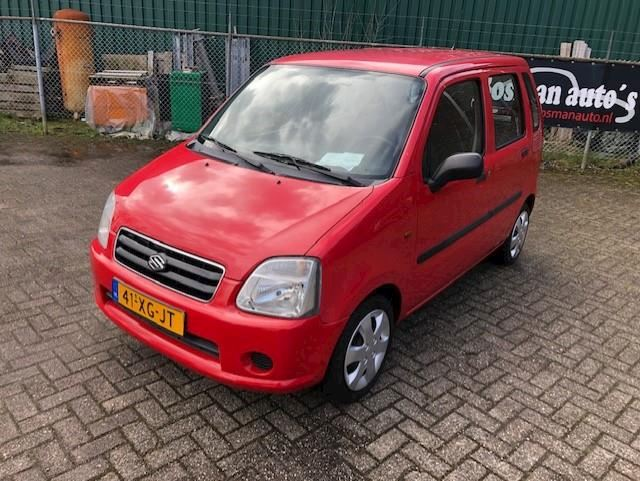 Suzuki Wagon R+ 1.0 Base