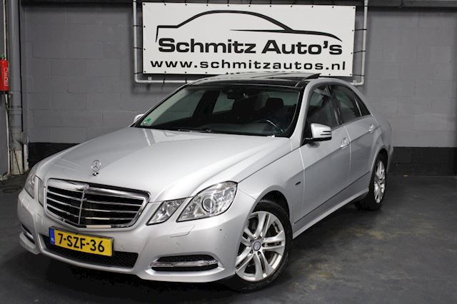 Mercedes-Benz E-klasse 350 CGI Avantgarde Full options!