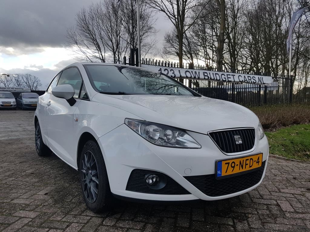 Seat Ibiza SC occasion - Low Budget Cars