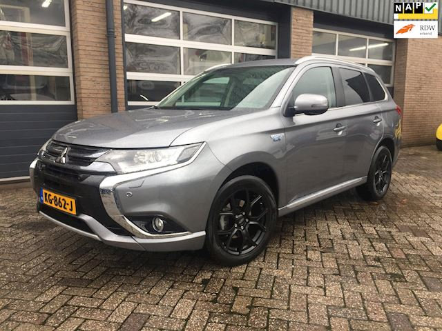 Mitsubishi Outlander 2.0 PHEV Executive Edition 15% bijtelling