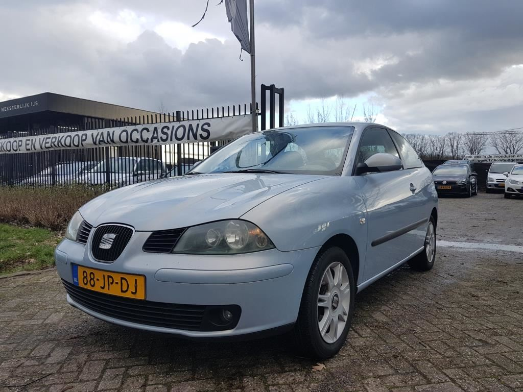 Seat Ibiza occasion - Low Budget Cars