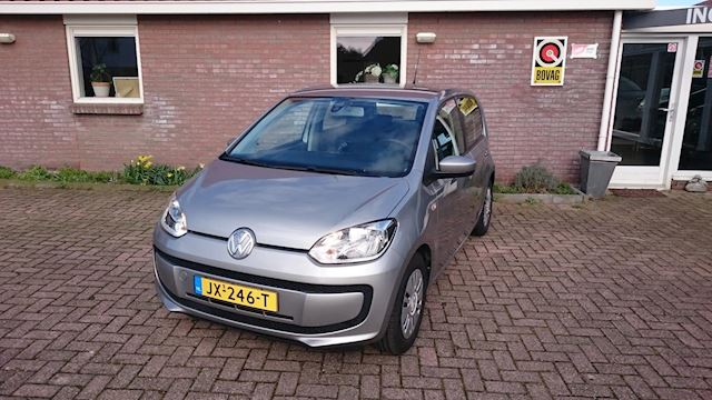 Volkswagen Up 1.0 move up BlueMotion NAVI