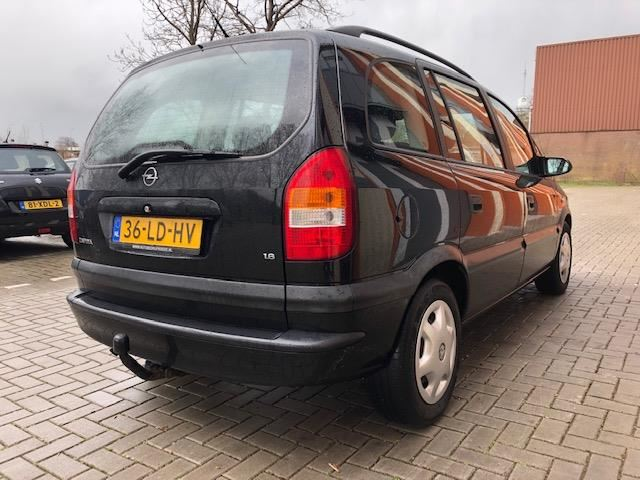 Opel Zafira occasion - JW Automotive