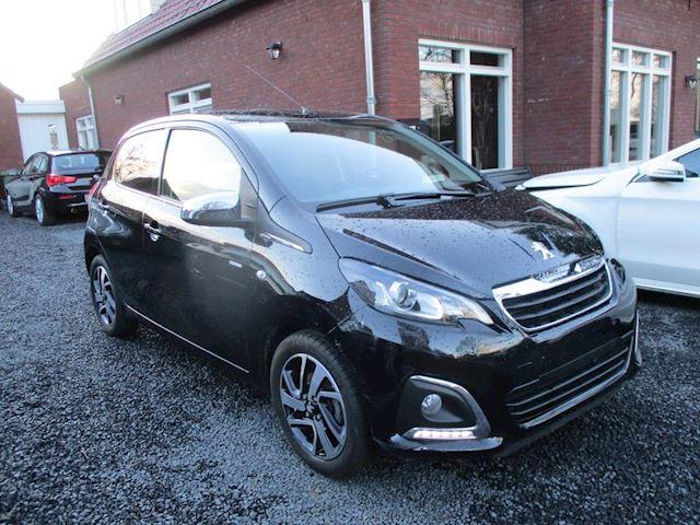 Peugeot 108 1.0 VTI 51KW Style AC Cruise 9400KM!