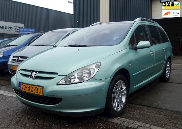 Peugeot 307 SW 1.6 16V - Panorama - Airco - Cruise