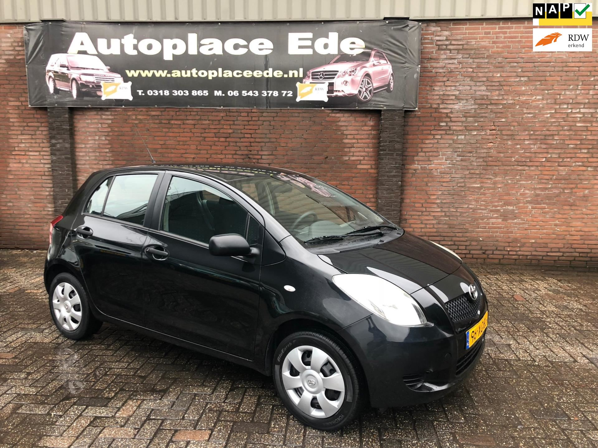 Toyota Yaris occasion - Autoplace Ede