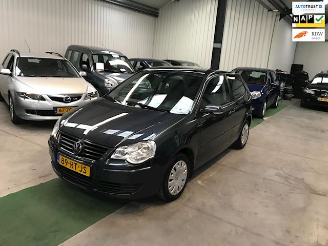 Volkswagen Polo 1.2-12V Optive AIRCO/NAP/APK