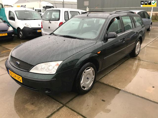 Ford Mondeo Wagon 1.8-16V Cool Edition EURO4 EXTRA WINTERBANDEN Info:0655357043
