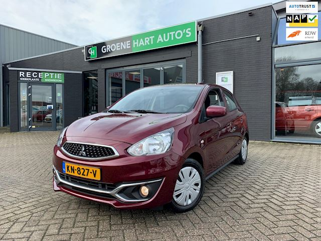 Mitsubishi Space Star 1.0 Cool+ /1STE EIG/5-DRS/AIRCO/AUTOMAAT!!