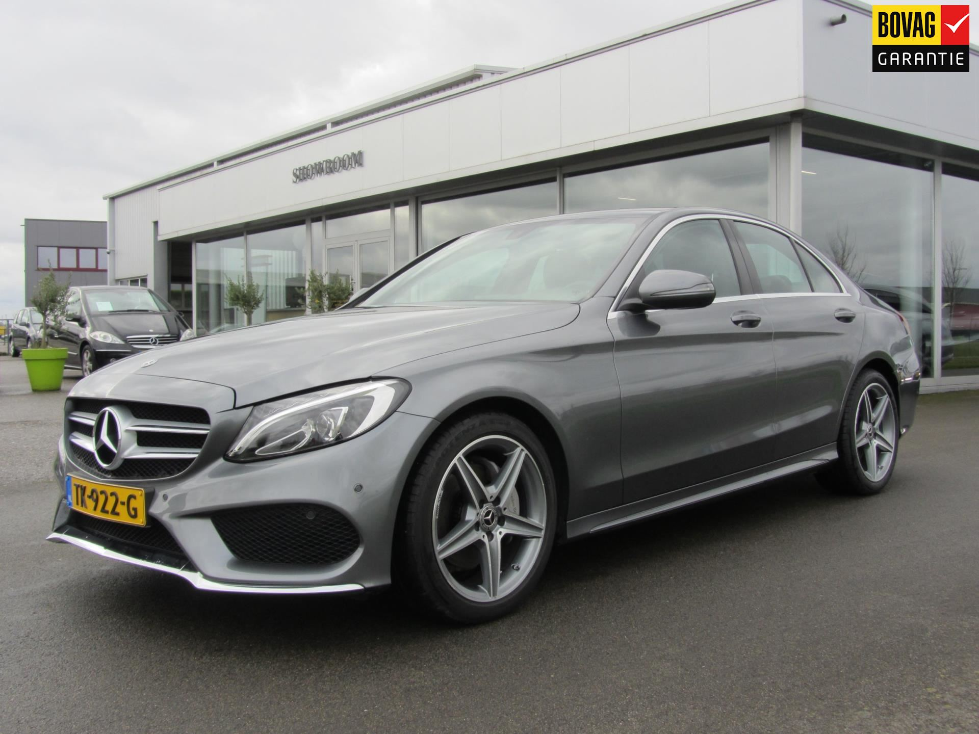 Mercedes-Benz C-klasse occasion - Garage Casteels