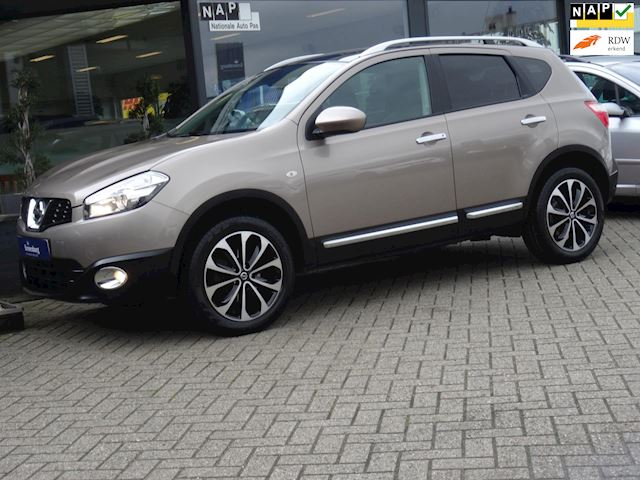 Nissan Qashqai 2.0 CONNECT EDITION (PANORAMADAK NAVI CAMERA CLIMATE  CRUISE 18INCH 71DKM!!)