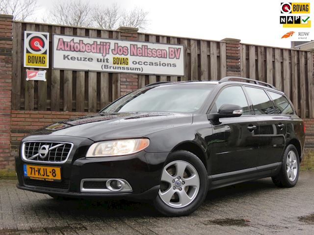 Volvo V70 2.0D Limited Edition | CRUISE + CLIMATE CONTROL | STOELVERWARMING | NAVI |