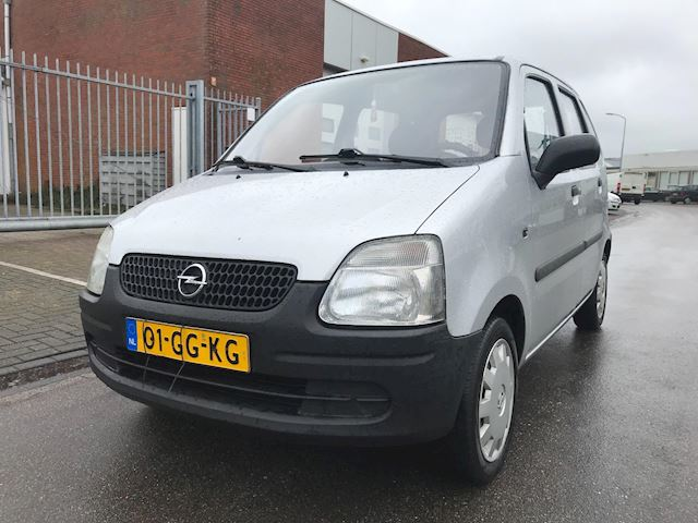 Opel Agila 1.0-12V APK / radio cd