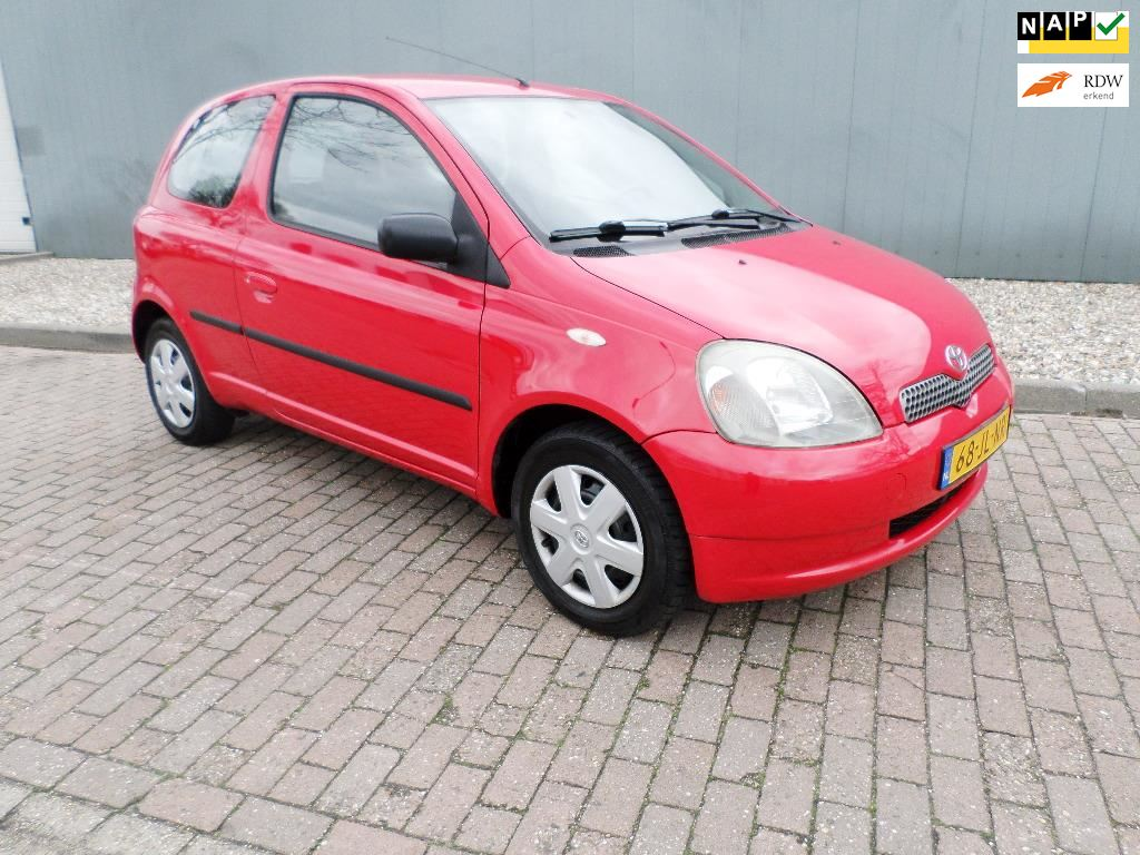 Toyota Yaris occasion - Robben Trading Sales