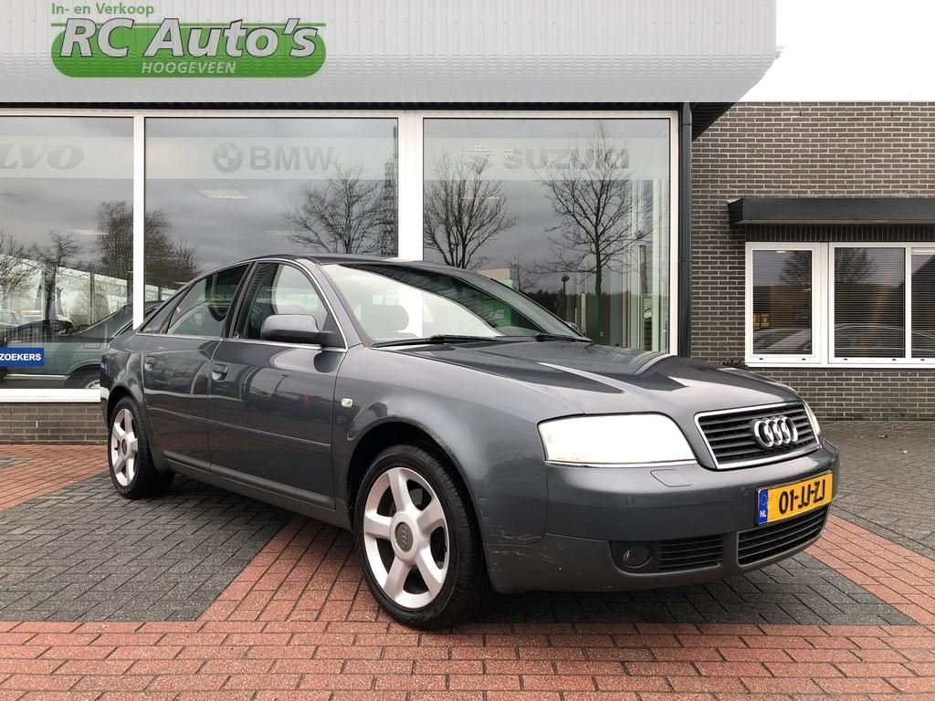 Audi A6 occasion - RC Auto's Hoogeveen