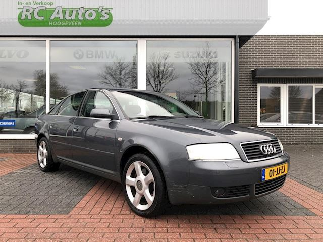 Audi A6 2.4 Exclusive MT ECC-AUT-LMV