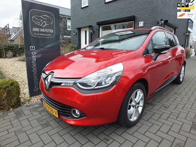 Renault Clio Estate 0.9 TCe Limited 2016