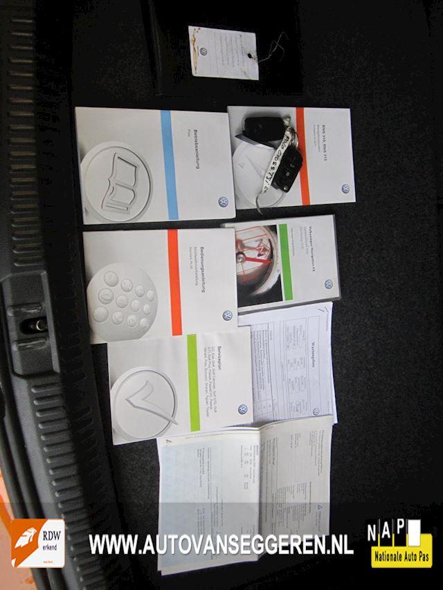Volkswagen Polo 1.2 TSI Cross 105PK/clima/cruise/xenon/navi/full option/1 eign/inclgarantie