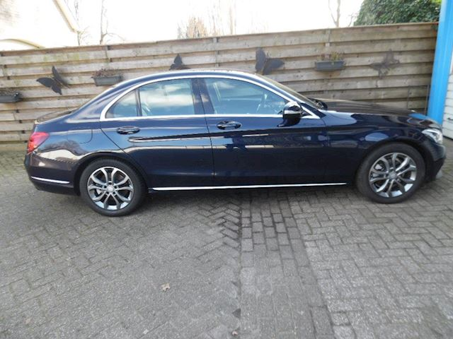 Mercedes-Benz C-klasse Estate 200 CDI Business Class 125!