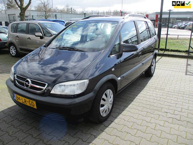 Opel Zafira 1.6-16V Comfort Opel Zafira 1.6-16V Comfort / AIRCO 7 PERSOONS