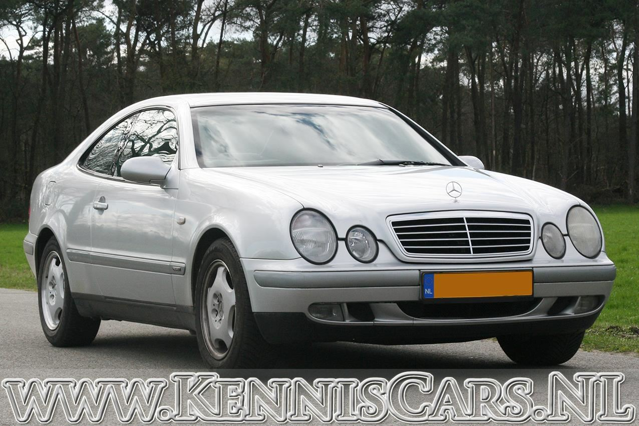 Mercedes-Benz 1998 CLK 200 Coupe 208-serie occasion - KennisCars.nl