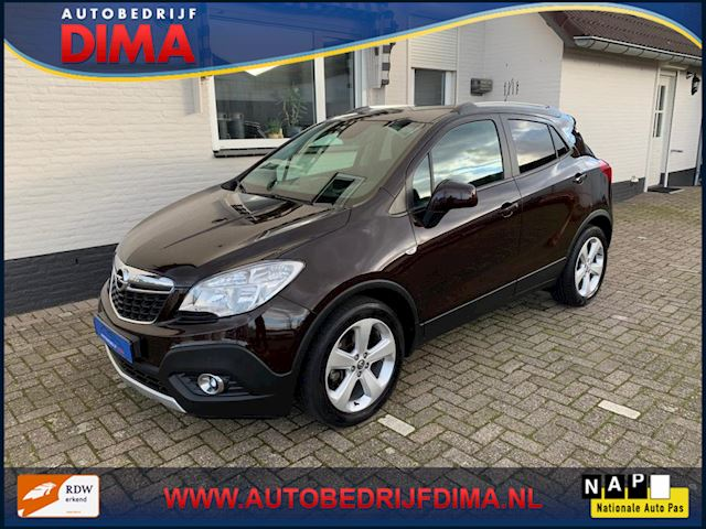 Opel Mokka 1.7 CDTi Edition / Camera/ PDC/ Stoelverwarming