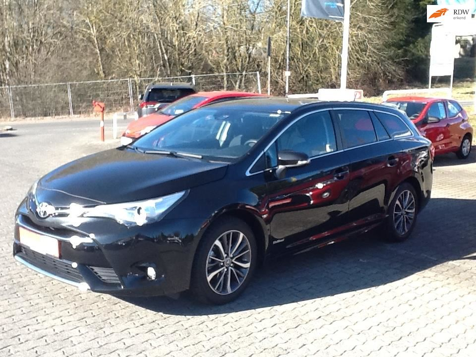 Super Toyota Avensis Touring Sports - 1.8 VVT- i Business Pro AUTOMAAT XB-74