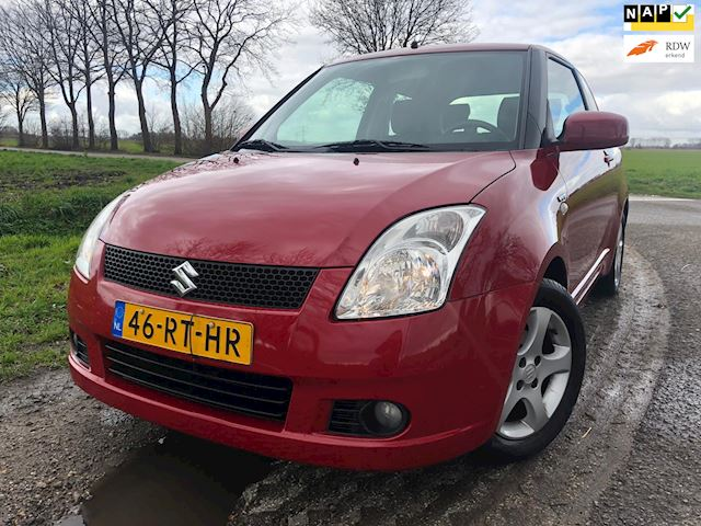Suzuki Swift 1.5 Exclusive /140.000km nap AIRCO