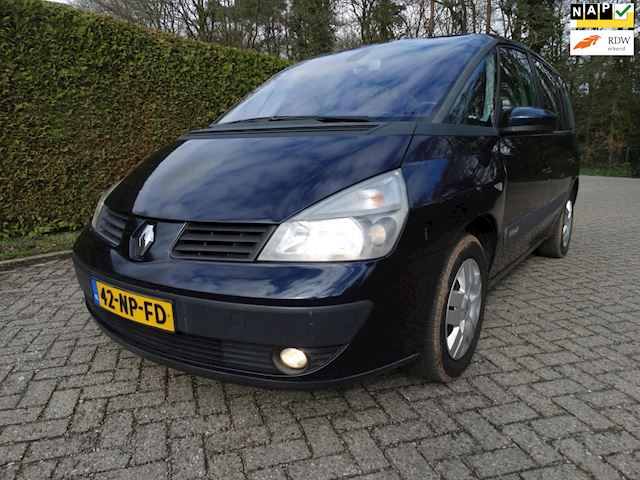 Renault Espace 2.0 Expression 7 persoons mooie auto