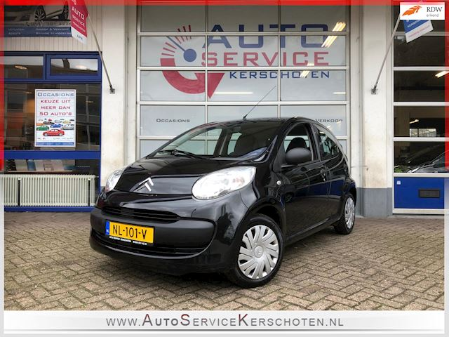 Citroen C1 1.0-12V Séduction 5DRS / 62dKM / WEGWEG