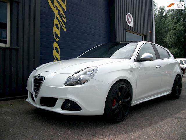 Alfa Romeo Giulietta occasion - ALFA AS