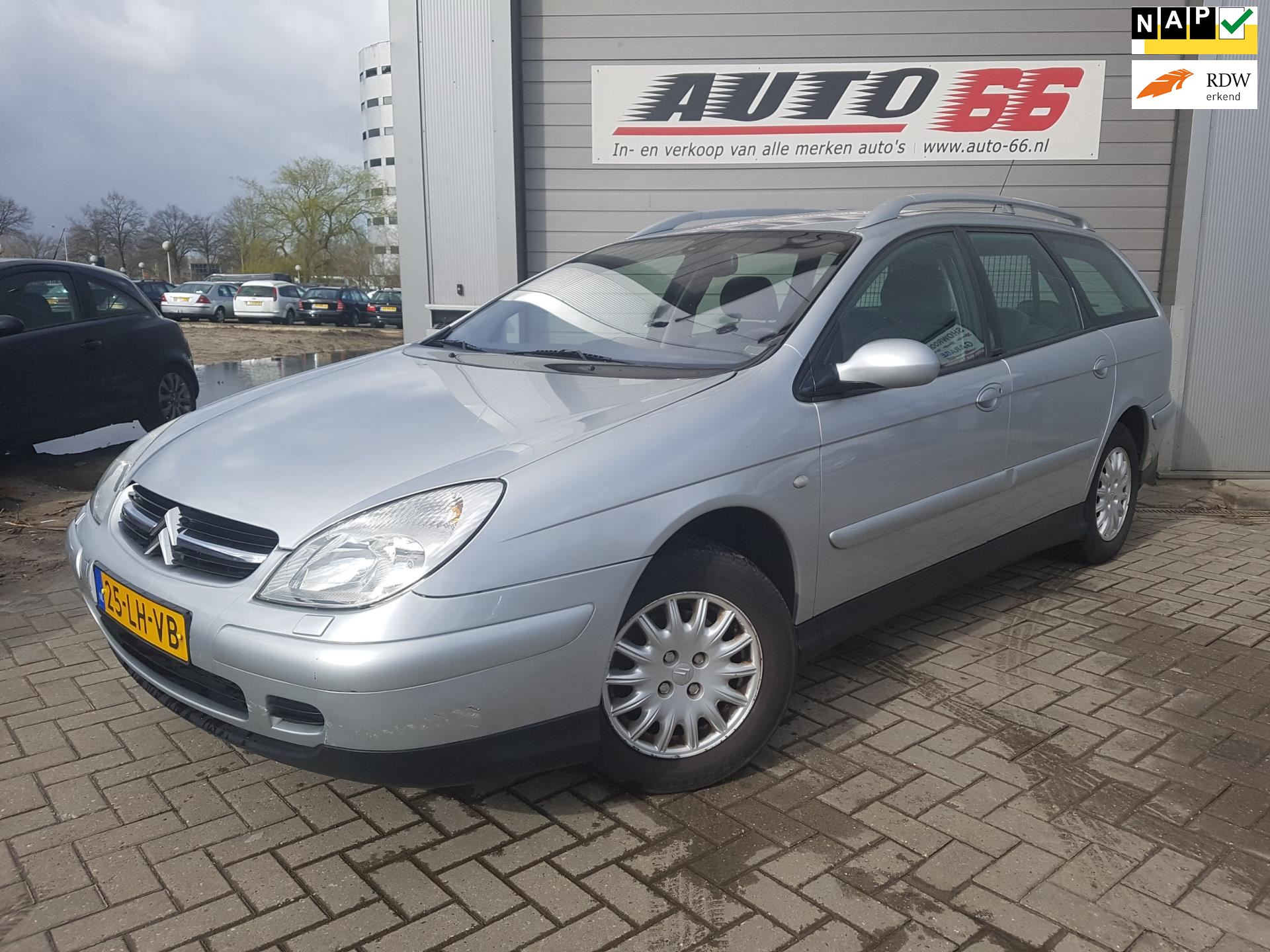 Citroen C5 Break occasion - Auto 66 BV