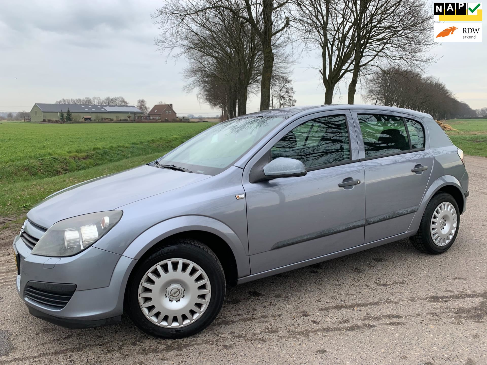 Opel Astra occasion - Van der Made Auto's